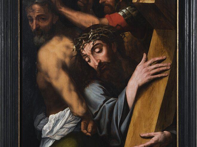 Kruisdraging Coxcie