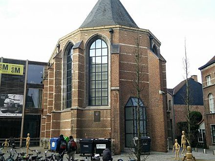 © Cultuurcentrum Mechelen