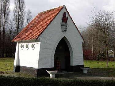 © Kerkfabriek Sint-Anna-ten-Drieën Laudato Si'