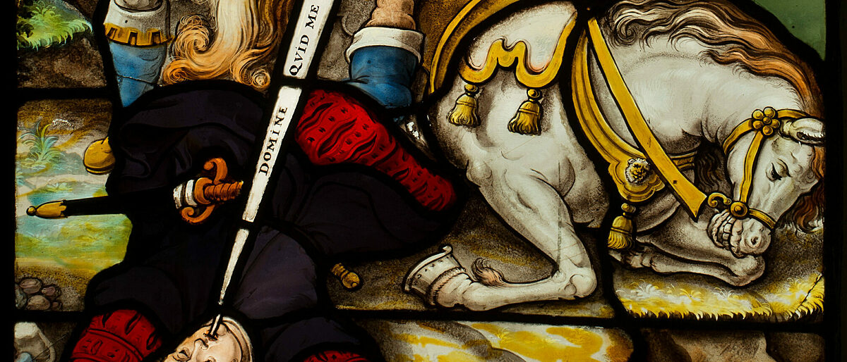 To celebrate this jubilee year, twenty central panels from the restored stained glass windows will be returned to their historical location in the abbey's cloister. In 2018 this stained glass series – created by renowned glass-painter Jan De Caumont between 1635 and 1643 – was added to the list of Flemish masterpieces.