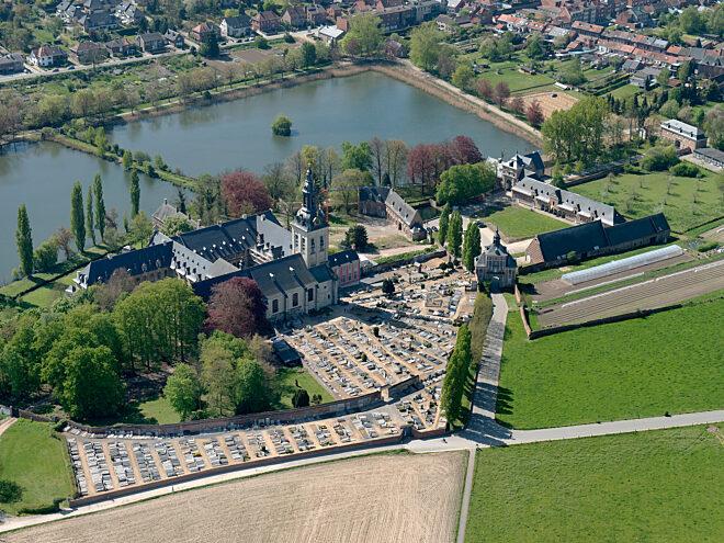 Leuven 201404160570 Abdijpark