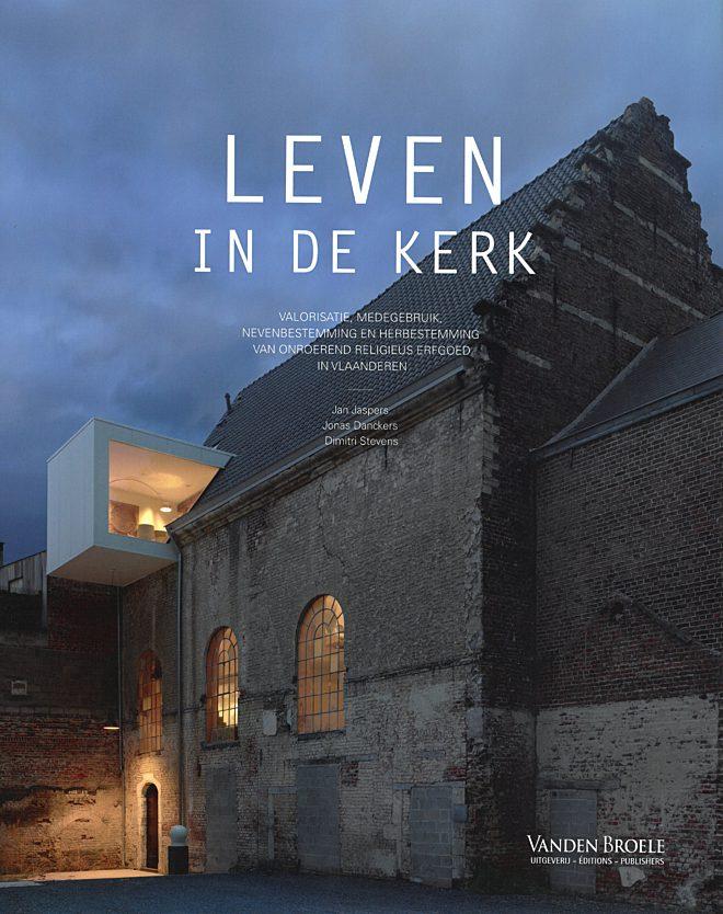 Cover levenindekerk
