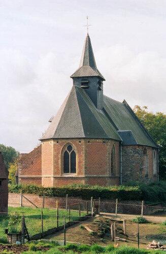 Sint-Laurentiuskerk, Sint-Pieters-Leeuw - © Marjolijn Van Damme
