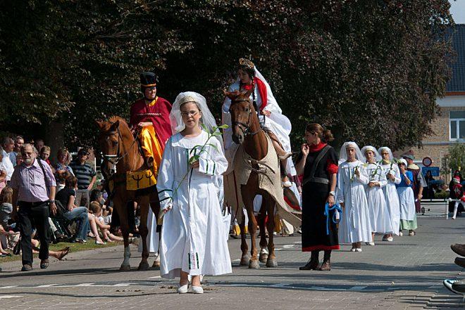 Bijlage Godelieveprocessie Element Cultureel Erfgoed foto processie 4